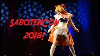 Saboten Con 2018! Nola and Brian return to one of the premiere anim...