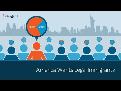 America Wants Legal Immigrants