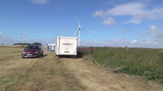 Fraisthorpe, Bridlington, Temporary Holiday Site