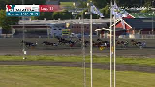 Vidéo de la course PMU PRIX STL BRONSDIVISIONEN, FORSOK 2 I MEETING 6
