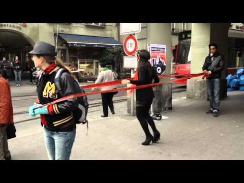Mobile Gang in Bern und Zürich