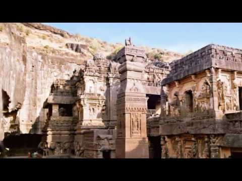 The Historical Place #The Ajanta Caves & The Ellora Caves