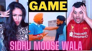 *BEST SONG* GAME (Full Video) Shooter Kahlon REACTION| Sidhu Moose Wala | 5911 Records