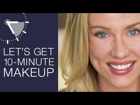 10 Minute Makeup Routine: Fast & Simple Tutorial | Ulta