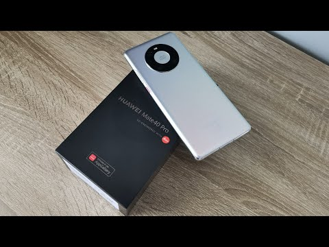 Unboxing the Huawei Mate 40 Pro - Hypertext