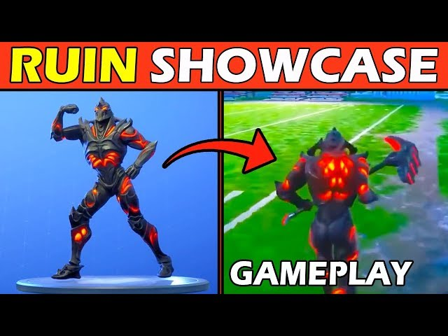 04 30 - fortnite ruin skin all stages