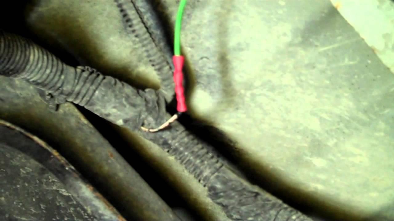 How to Wire Led 3rd Brake Light Leer Topper Dodge Ram 2500  YouTube