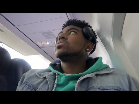 MY FIRST TIME TRAVELING BY PLANE AND ALONE Ft Saucedelgado