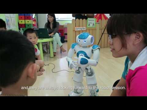 Robots For Early Childhood Education