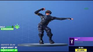Fortnite - Hula - Epic Emote for 800 vBucks - Music & Dance - 10 minutes
