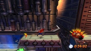 Future Frenzy Playthrough | Crash Bandicoot N. Sane Trilogy