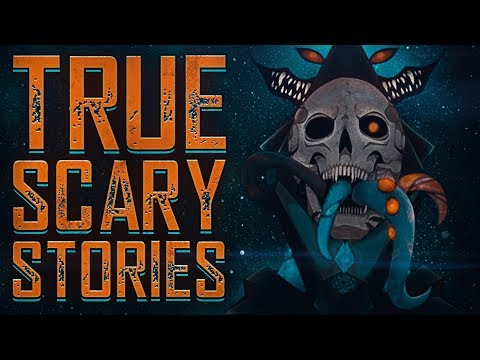 3 HOURS Of True Scary Horror Stories | The Lets Read Podcast Episode 044