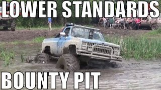 LOWER STANDARDS Chevy In The Bounty Pit At