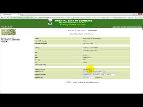 How to Pay Punjab State Electricity Bills online