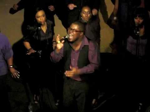 Fill My Cup- London Community Gospel Choir ft. Chris Weaver Pt  1