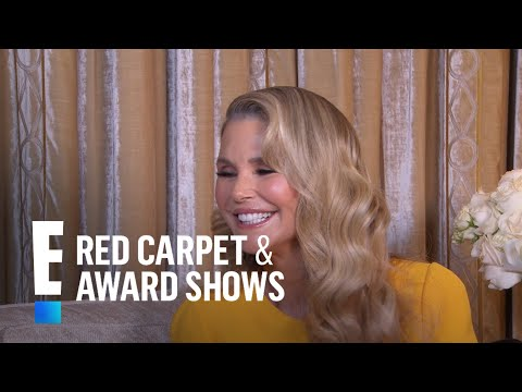 Christie Brinkley Shares Favorite Beauty Products and Tips | E! Live from the Red Carpet