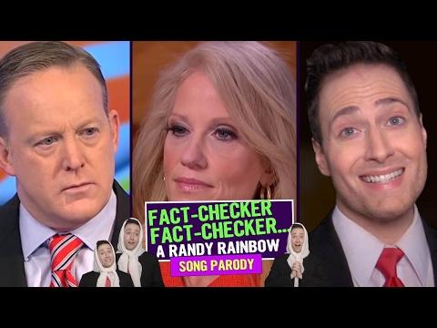 FACT-CHECKER, FACT-CHECKER 🎳💚 Randy...