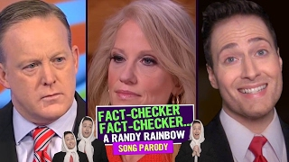 Baixar FACT-CHECKER, FACT-CHECKER 🎳💚 Randy Rainbow Song Parody