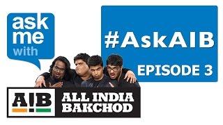 #AskAIB : Episode 3