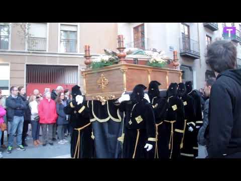 VÍA CRUCIS SANTO ENTIERRO. VALLADOLID (12.04.2019)