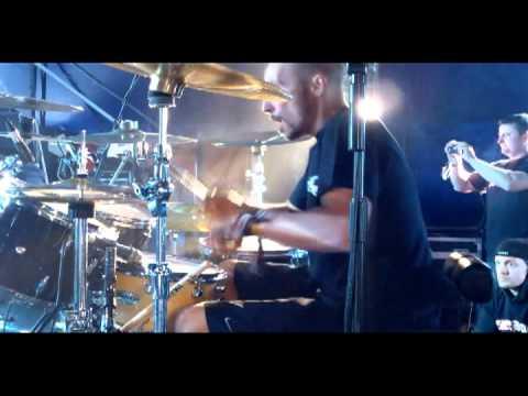 FREEBASE Prt 1 - live at Download Festival 2012 Castle Donington
