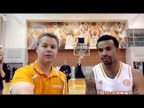 Tennessee Basketball Media Day
