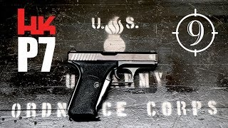 H&K P7: The most well-designed, obsolete pistol? (Feat. Josh Mazzola, USPSA Grand Master) (Milsurp)