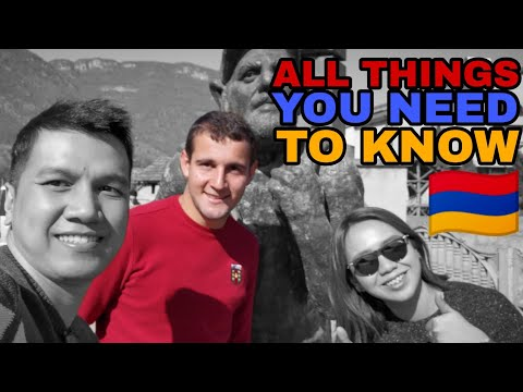 🇦🇲 OFW TRAVEL   AMAZING FACTS ABOUT ARMENIA 2019 : BY JACOB (THE GREAT TOUR GUIDE)