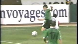 2005 August 24 AS Monaco France 2 Real Betis Spain 2 Champions League
