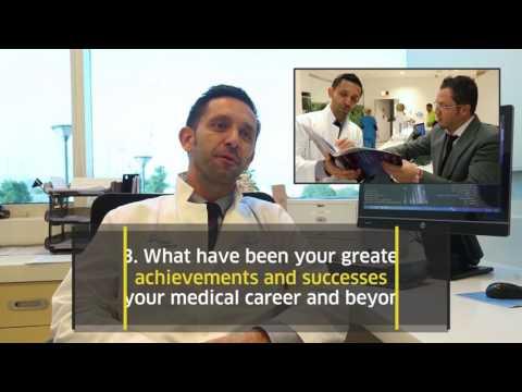 Aspetar Pioneers - Dr. Cristiano Eirale, Sport Medicine Physician - Aspetar