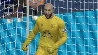 FIFA 15 Gameplay (PS4): Tottenham vs Everton