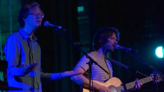 kings of convenience   singing softly to me