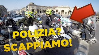 RADUNO, POLIZIA, MULTE E TANTA IGNORANZA!