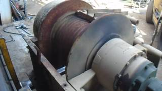 Testing of DP Winch