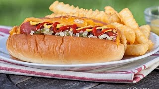 Summer Grilling Recipe: Stadium-style Dogs