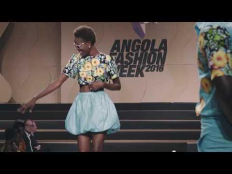 Mequetrefismos - Angola Fashion Week 2016 - Especial Beleza