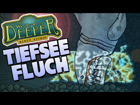 We Need To Go Deeper German Gameplay - Der Fluch der Vollversion