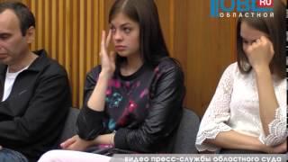 Мать  убитой Л. Патрушевой предъявила исковое заявление.