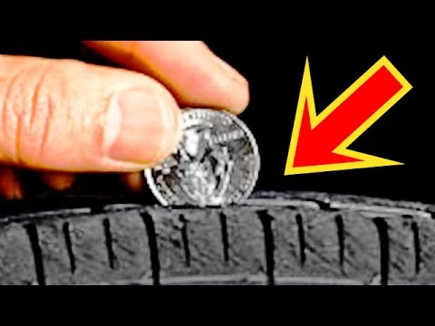 6 signs you need new tires youtube. Black Bedroom Furniture Sets. Home Design Ideas
