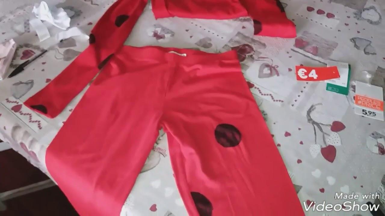 ultimo design acquista per il più recente numerosi in varietà tutorial costume di carnevale Ladybug