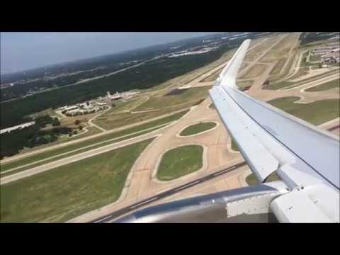 Full Flight | American Airlines A321 | Dallas/Fort Worth To Seattle