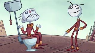 Troll face quest video memes - прохождение с подсказками 20 - 48 LVL   Part 2   Walkthrough