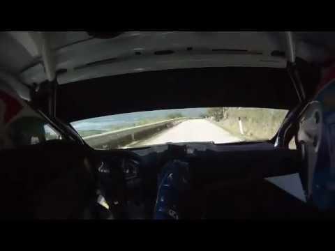 Camera Car Matteo Brunello WRC Academy - Sardinia 2011 - PS1
