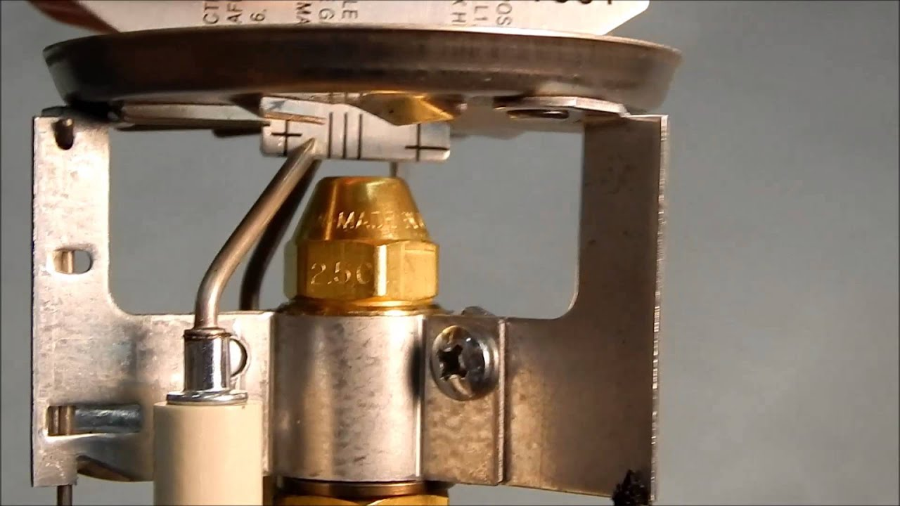 Frost Fighter Heaters How To Set The Electrode Gaps Idf