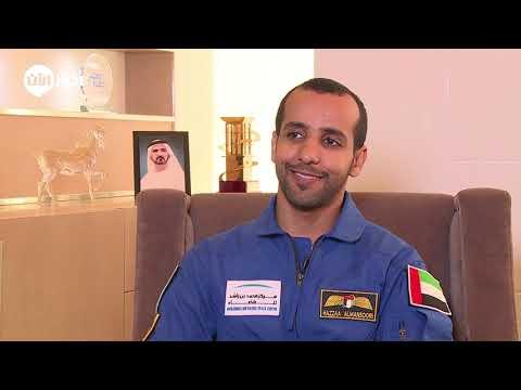 هزاع المنصوري.. أول رائد فضاء اماراتي يتحدث لأخبار الآن عن تجربته  - نشر قبل 7 ساعة