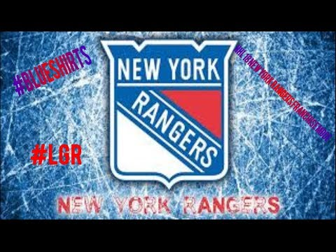 NHL 18 NEW YORK RANGERS FRANCHISE EPISODE 1: Exploring Broadway