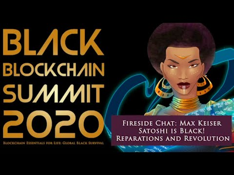Fireside Chat: Max Keiser & Sinclair Skinner Satoshi is Black! Reparations & Revolution Sept