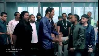 Key & Peele - Rap Battle Hype Man 2