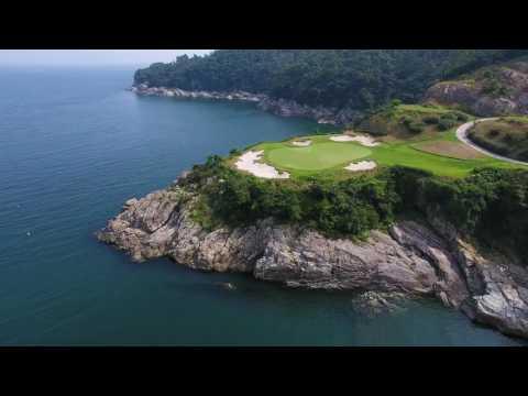 남해사우스케이프 오너스클럽-드론&타임랩스촬영 south cape golf club