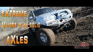 eXtreme Grand Vitara with Solid Axles